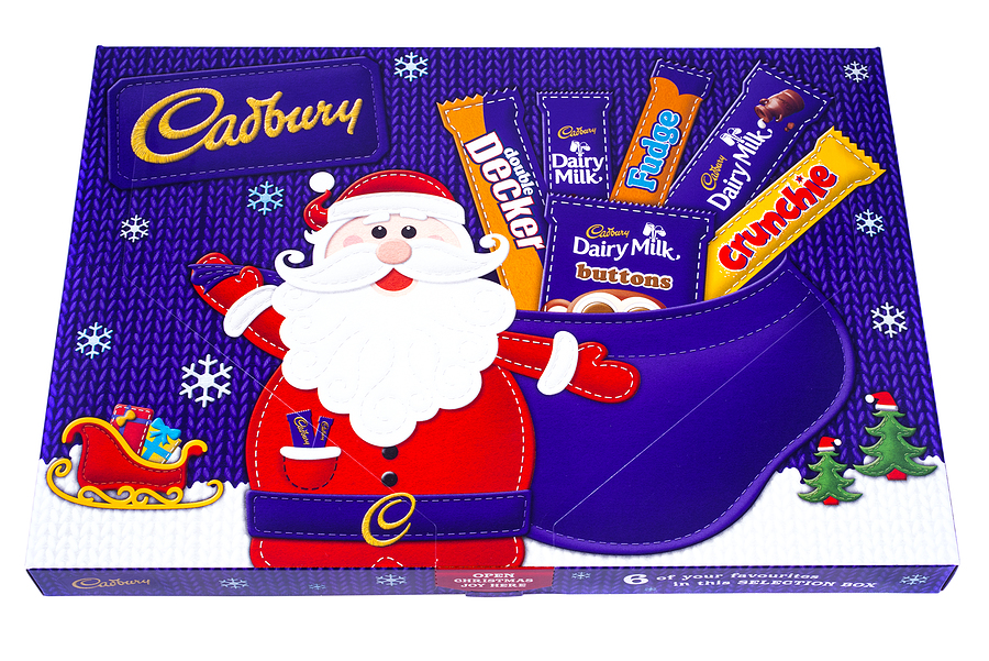 Cadbury Christmas Selection box